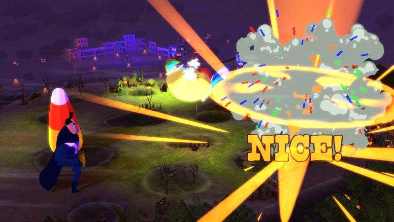 Costume Quest 2 Gameplay Trailer