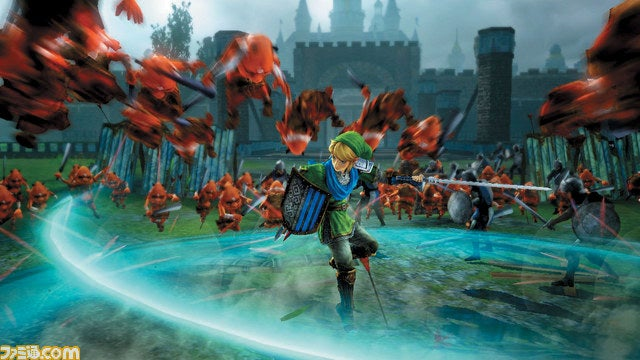 Zelda Spin-Off Doesn't Have Dungeons, It's Got Armies