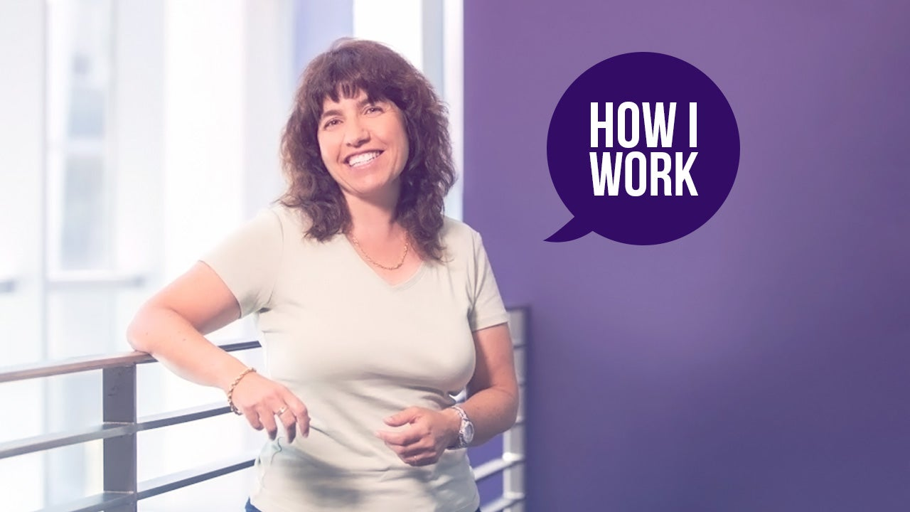 I'm Yoelle Maarek, VP of Research at Yahoo, and This Is How I Work