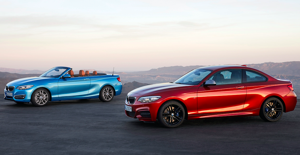 The Manual In The BMW 2 Series May Be Getting Axed