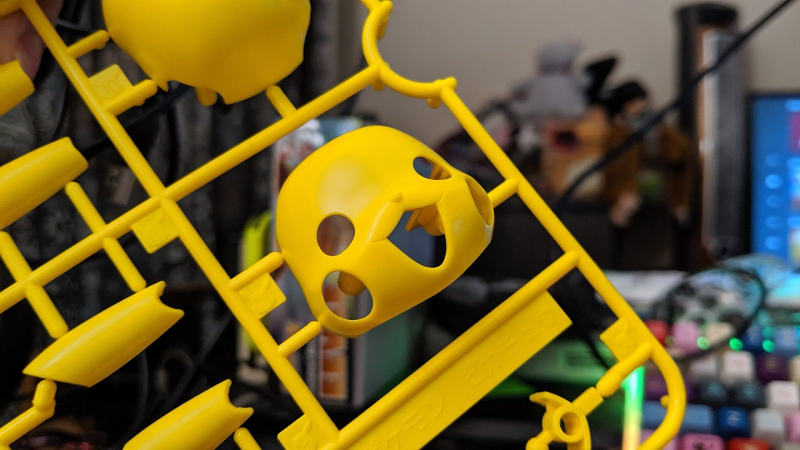 Putting Together Bandai's Pokémon Models Is Fast, Fun, And Mildly Horrific