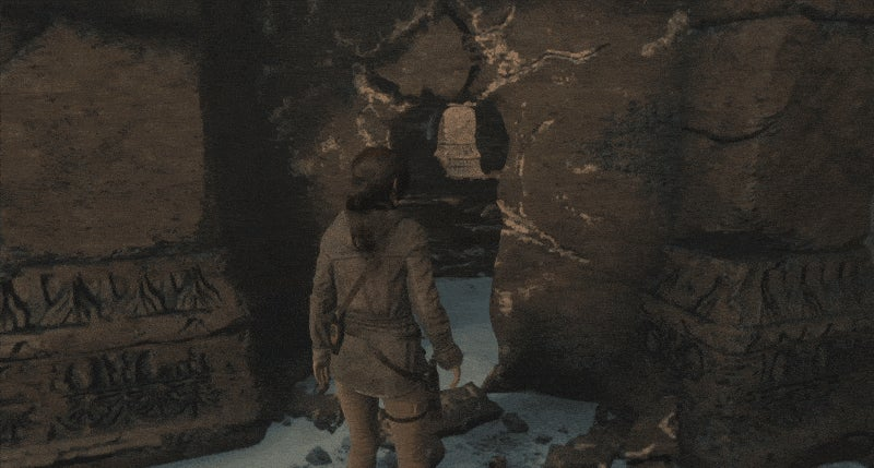 I'm Just Saying, This Is Probably The Most Impressive Video Game Doorway Transition I've Ever Seen