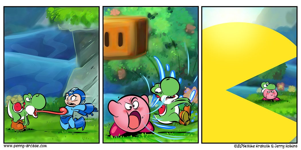 Sunday Comics: One Final Smash