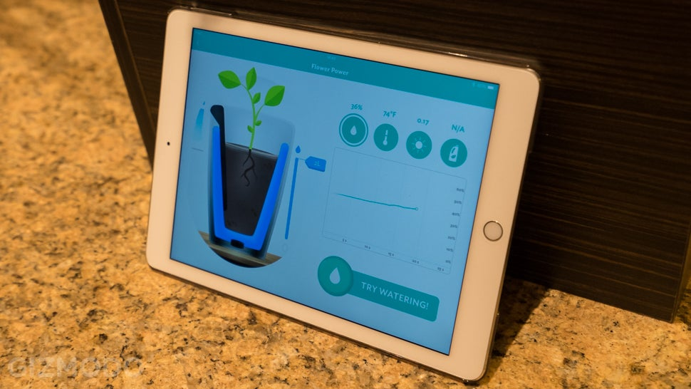 Parrot's New Greenthumb Gadgets Take Care of Your Plants Automatically