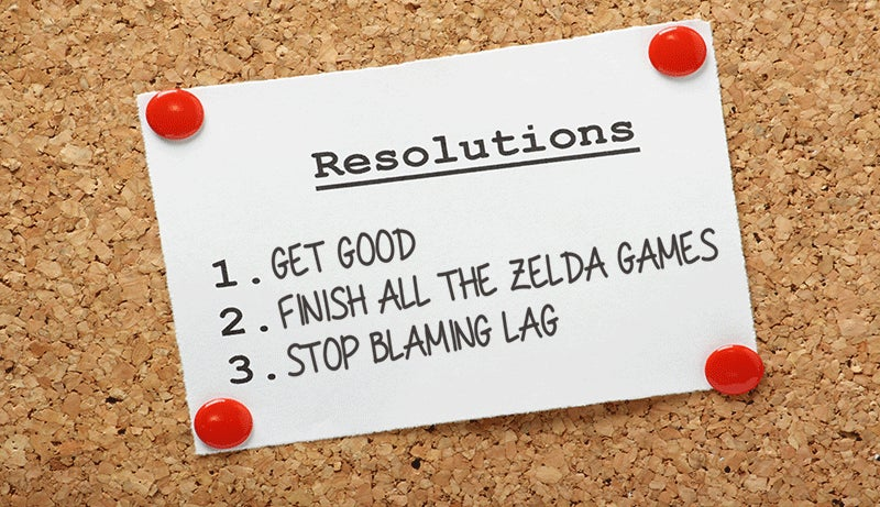 What Are Your 2016 Gaming Resolutions?