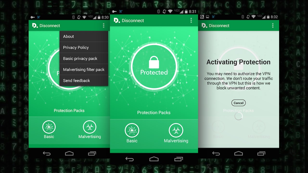 Disconnect Mobile Blocks Malicious Ads and Malware on Your Smartphone