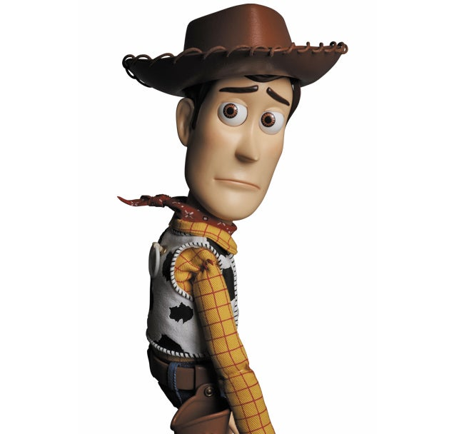 Here's the Most Perfect Screen-Accurate Toy Story Woody You Can Buy