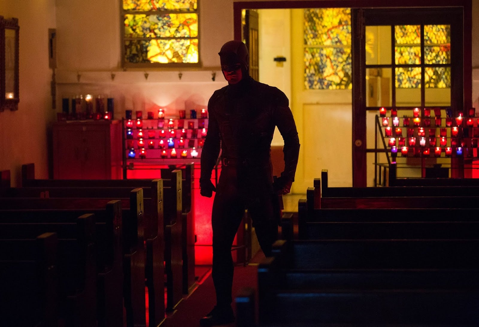 The Punisher Makes the Man Without Fear Bleed in First Full Trailer for Daredevil Season Two