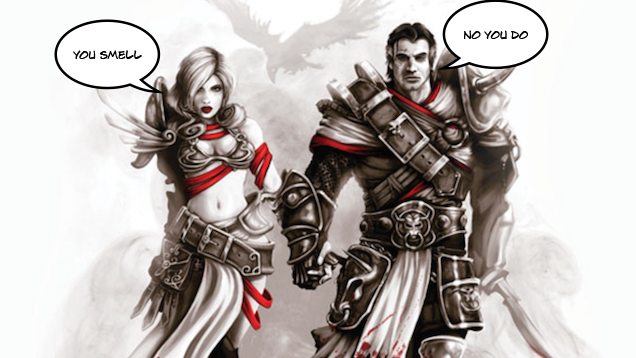 Divinity: Original Sin Killed Global Chat To Silence Jerks