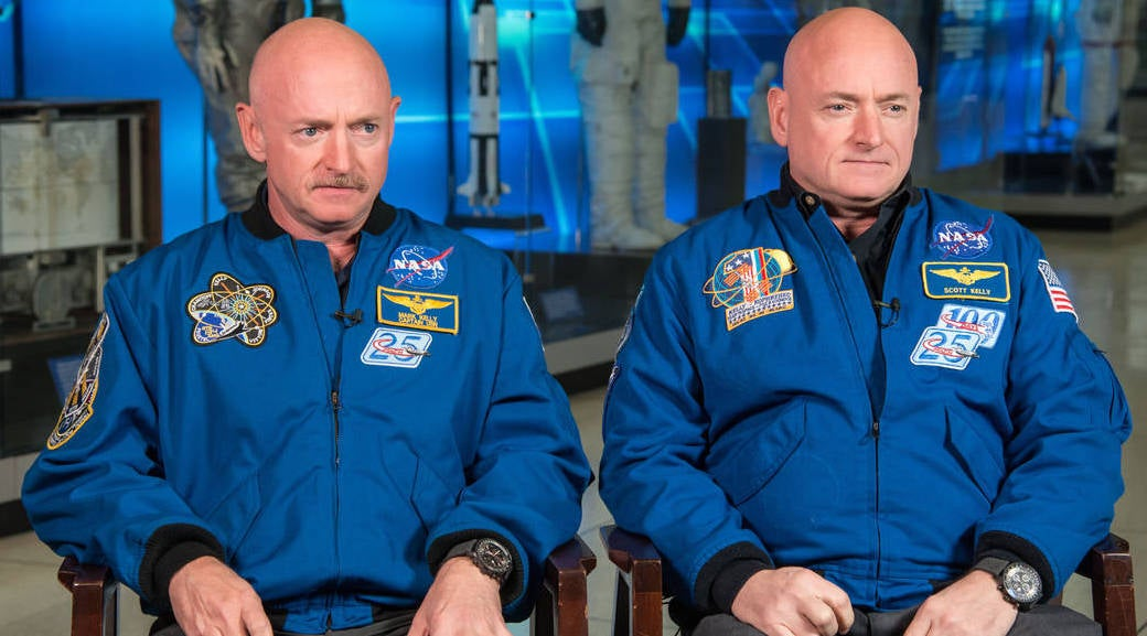First Genetic Results From Scott Kelly's Year In Space Reveal DNA Mysteries