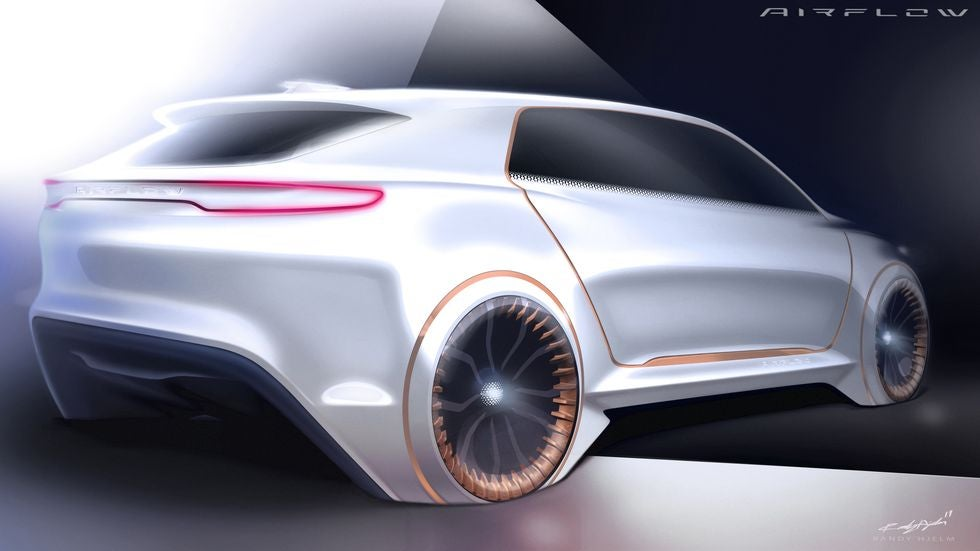 Fiat Chrysler Is Bringing Back The Airflow Name For Its 2020 CES Concept