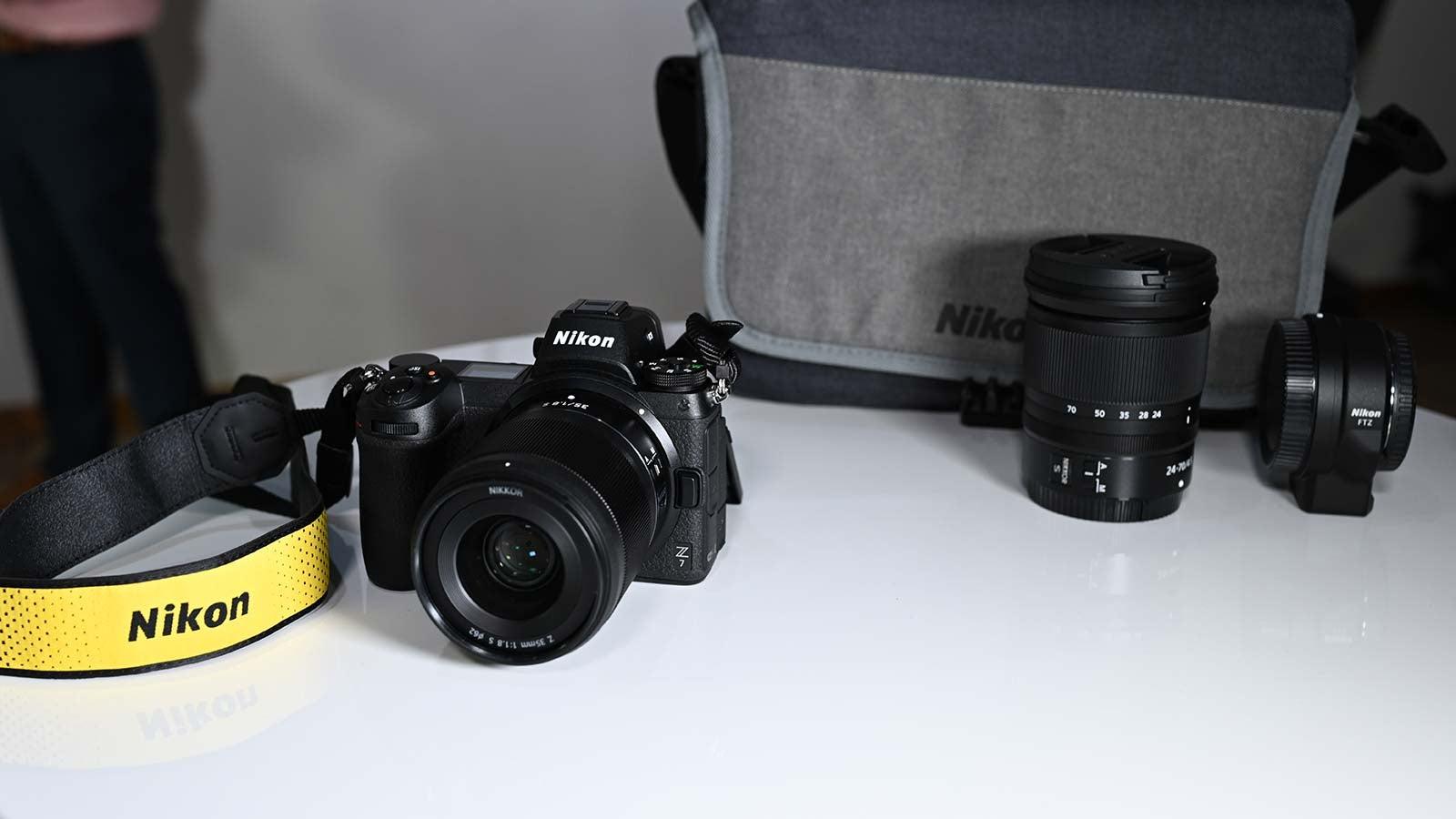 Shooting Photos With Nikon's Z7 Mirrorless Camera Is Fun As Hell