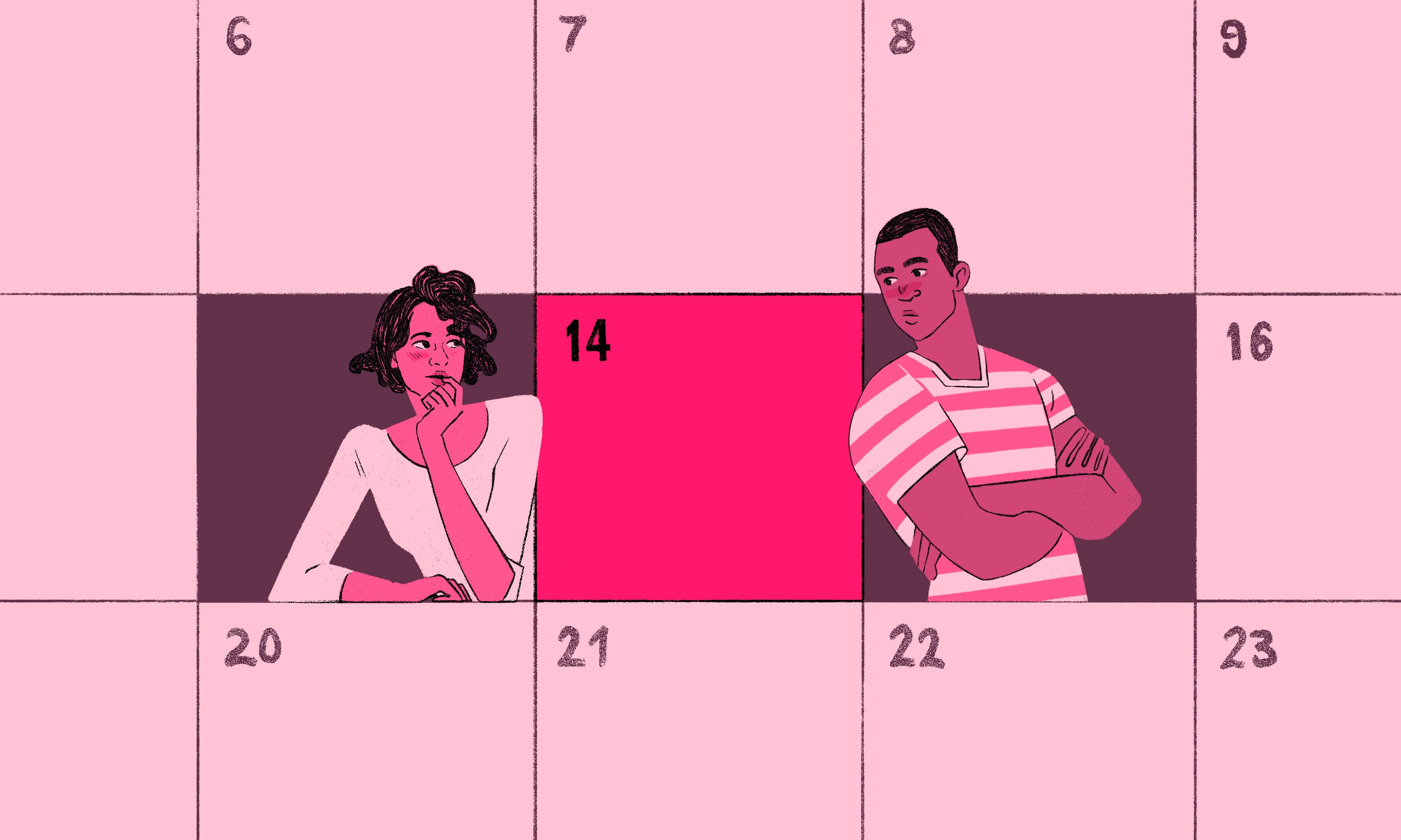 How To Handle Valentine's Day When You're In A New Relationship