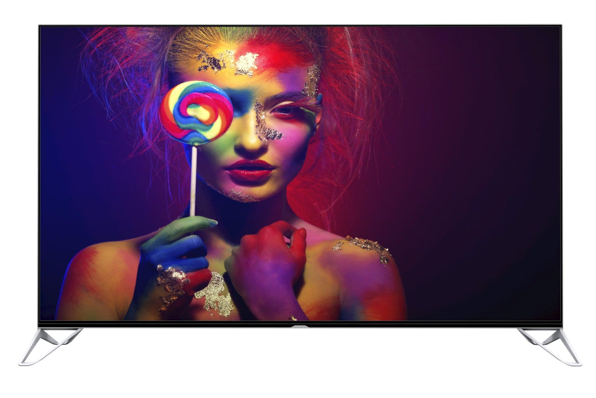 Sharp's 80-Inch Beyond 4K Ultra HD TV Is Overstuffed With Pixels