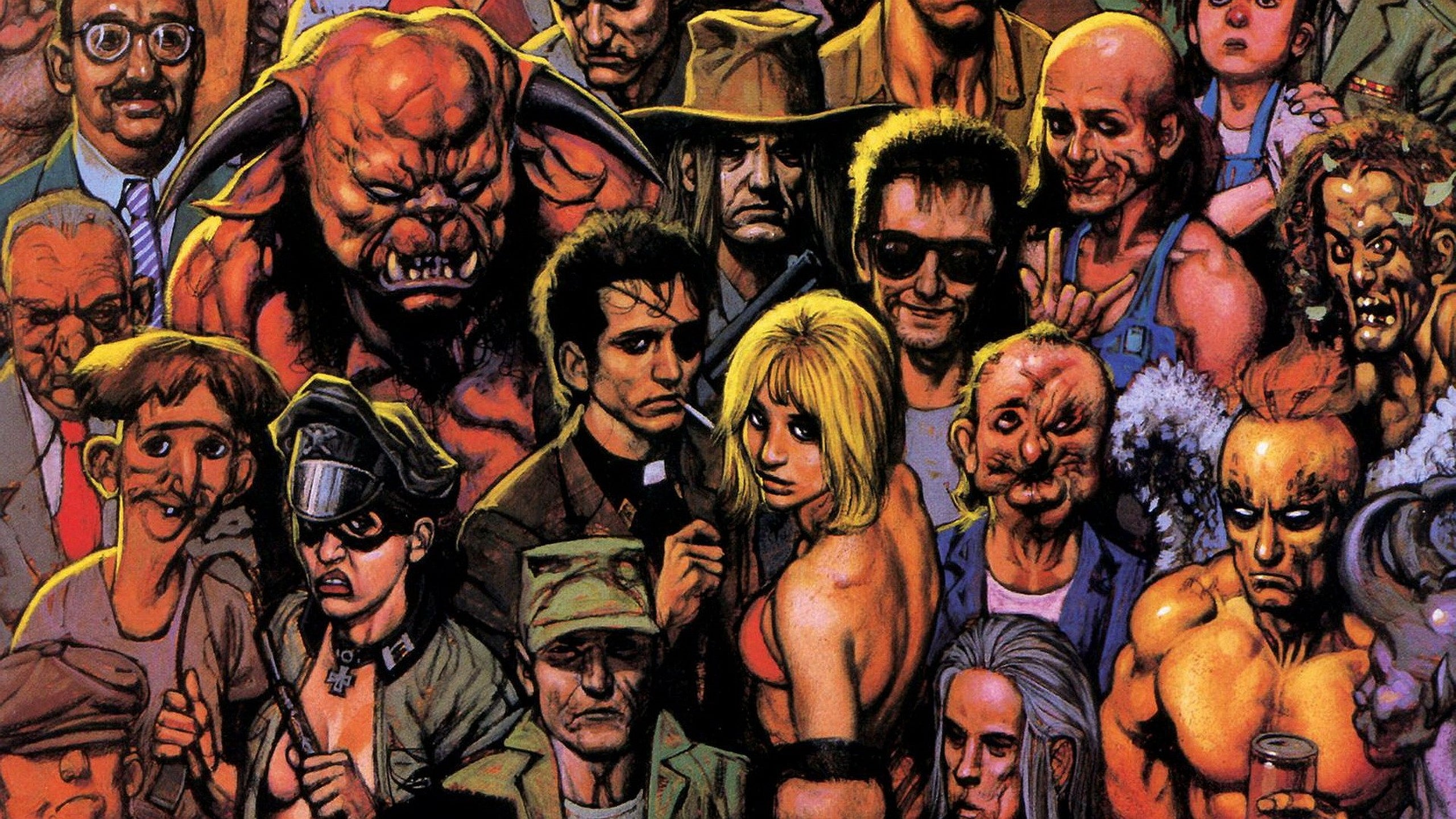 10 Comic Books That Would Make Excellent TV Shows
