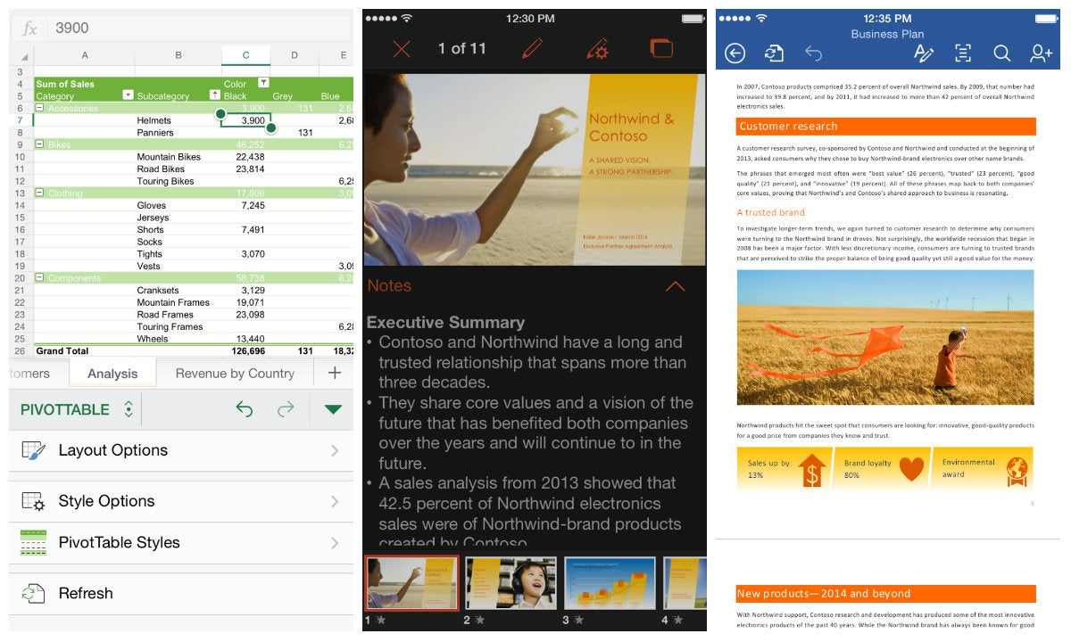 Microsoft Office Just Got Way Better on the iPhone