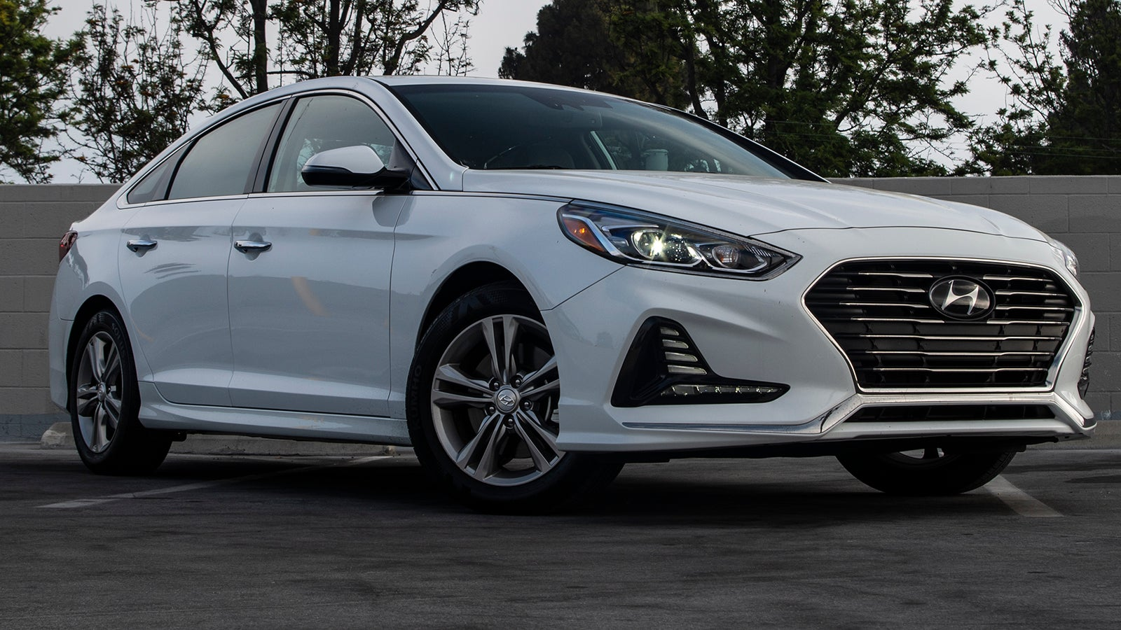 The 2018 Hyundai Sonata Is The Most User Friendly Car I've Driven