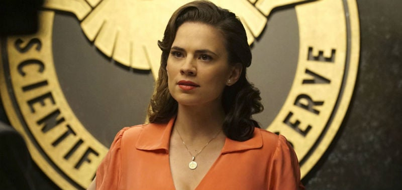Netflix's Reason for Not Saving Agent Carter Was 'Business'