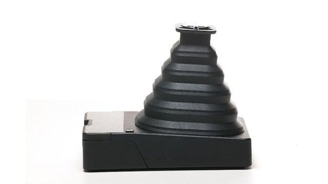 A Bespoke Pinhole Camera That Takes Polaroid Film