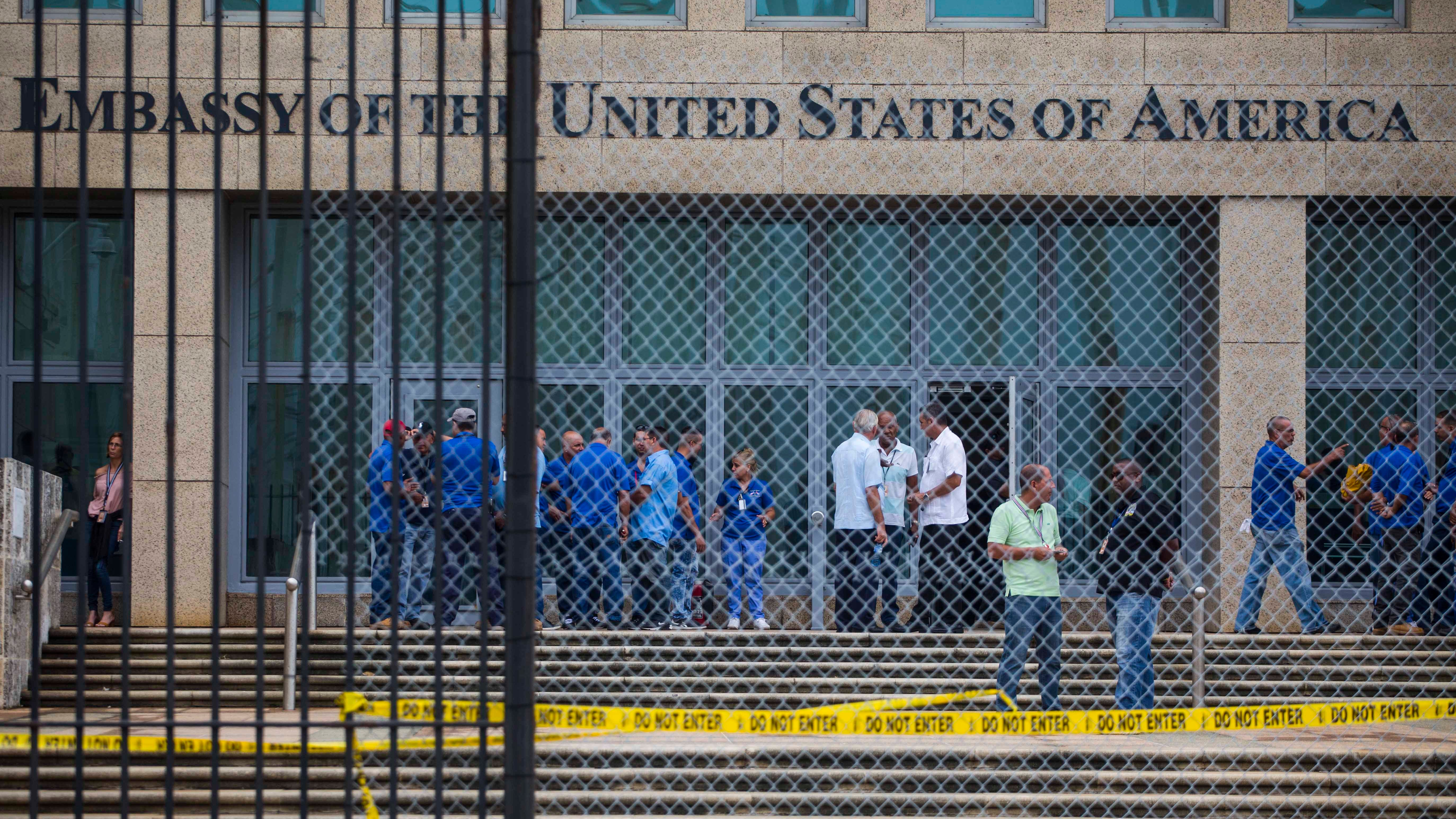 Doctors Find Symptoms Of Brain Trauma In US Staff In Cuba, But No Evidence Of 'Sonic Device'