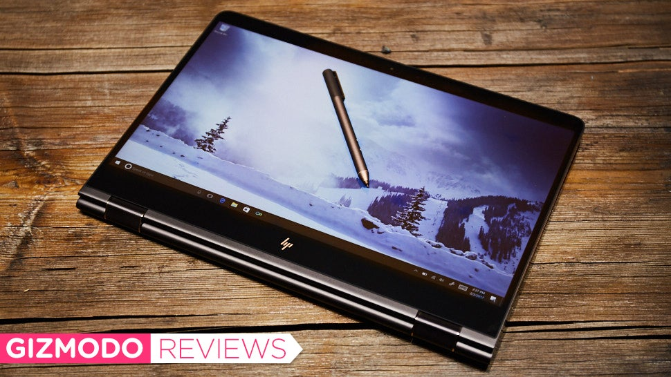 HP Spectre x360 (15-inch): The Gizmodo Review