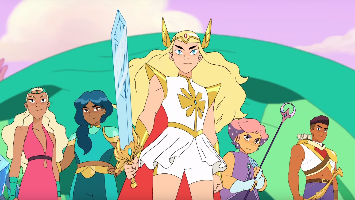 Etheria Descends Further Into Conflict In The Trailer For The Second Season OfShe-Ra And The Princesses Of Power