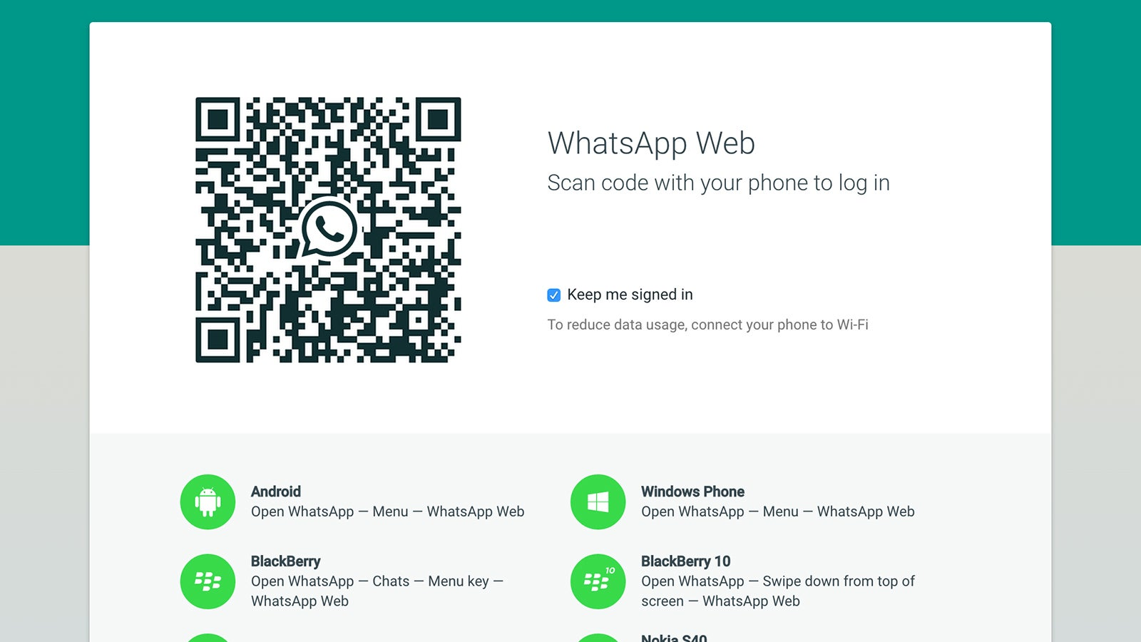 How to Sync Your WhatsApp Chats to the Web