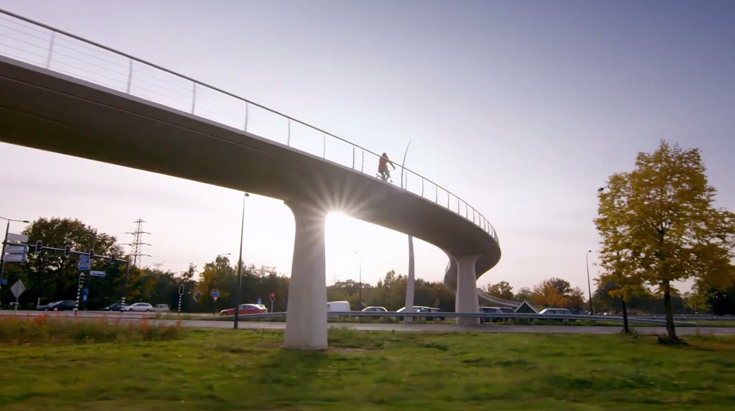 15 of World's Best Urban Bike Infrastructures