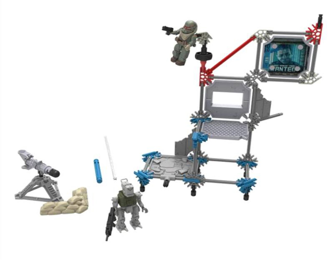 I'll Take All The Titanfall K'nex Building Toys Now, Please