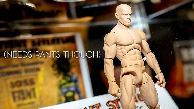 I Hope This Is The Future Of Action Figures