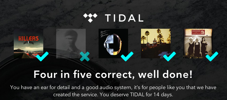 Can You Hear the Difference in High Quality Music? Test Yourself