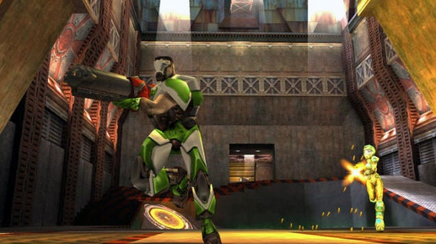 Id Software Lives Dangerously, Decides To Change Classic Quake