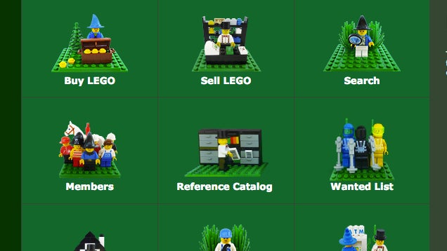 BrickLink Is An Online Marketplace For Lego
