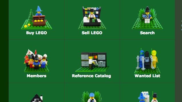BrickLink Is for Lego