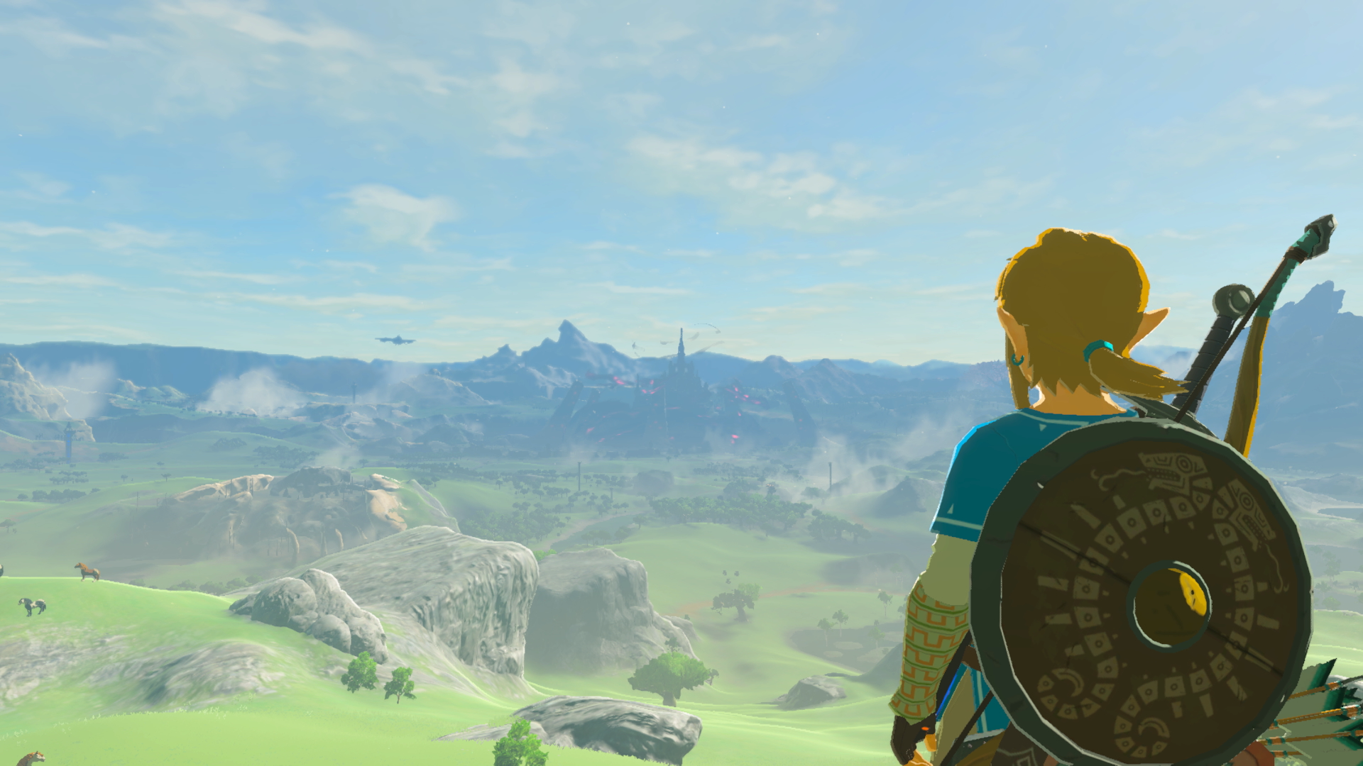 Image result for breath of the wild 1920x1080