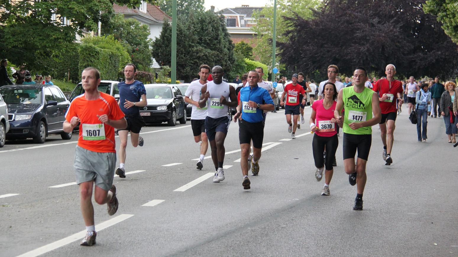 Use Walking Breaks To 'Run' Your First 5km Race