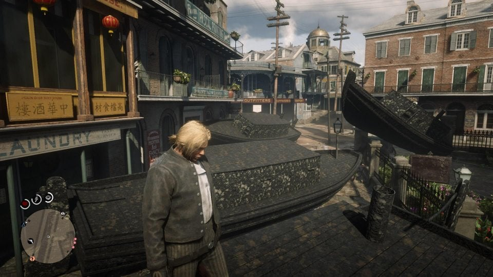 Boats Are Falling Out Of The Sky In Red Dead Online