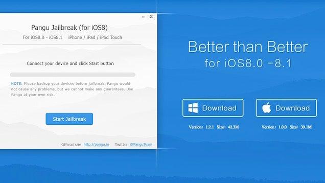 Pangu Jailbreak Tool Released for Mac