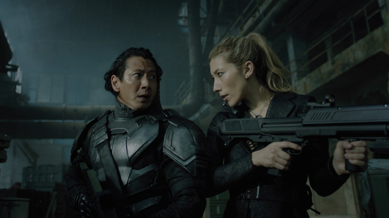 How Altered Carbon Handles Its Unique Whitewashing Issue