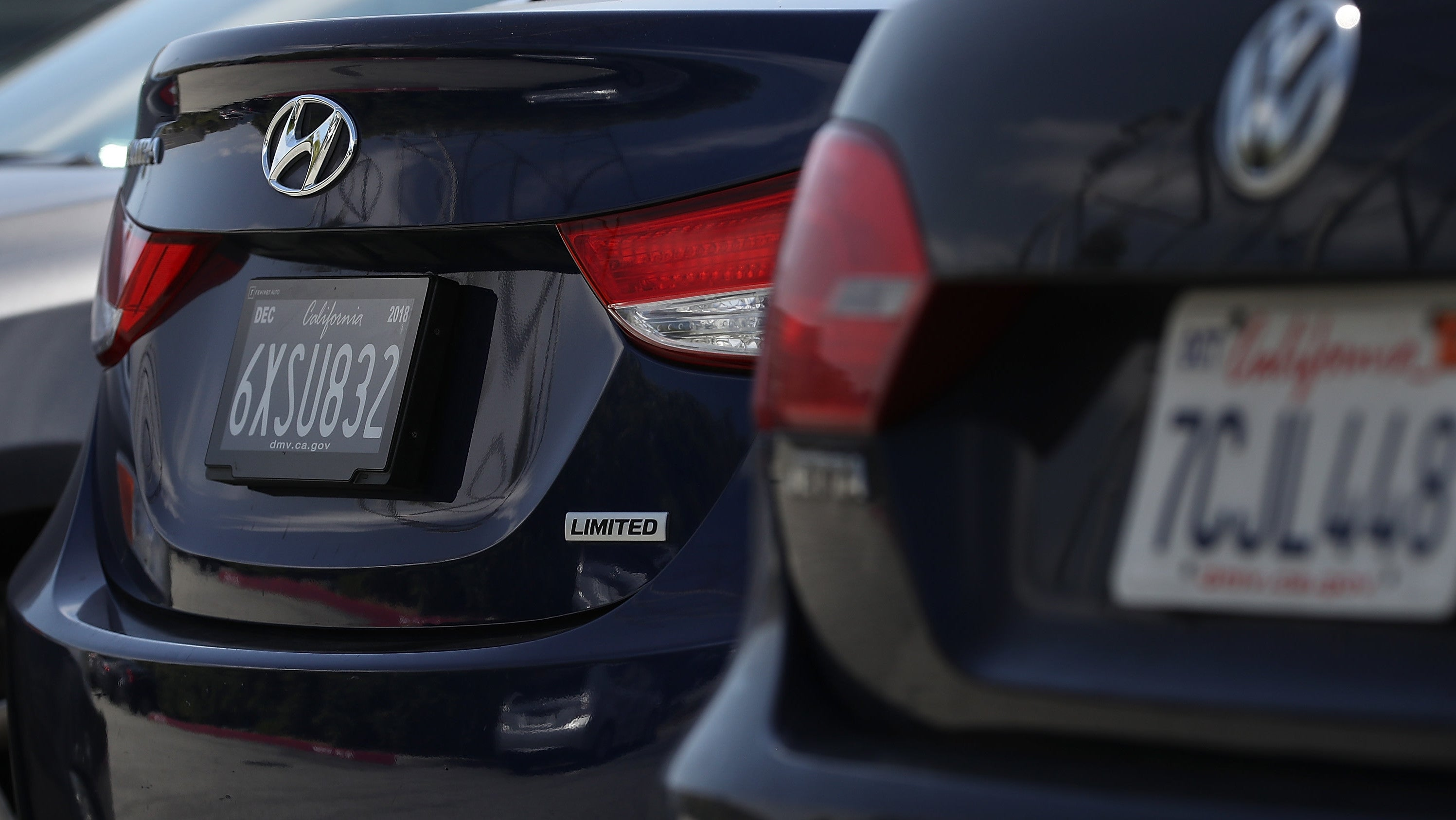 Security Researcher's 'NULL' Vanity Plates Cause Glitch That Lands Him $12,000 In Parking Tickets