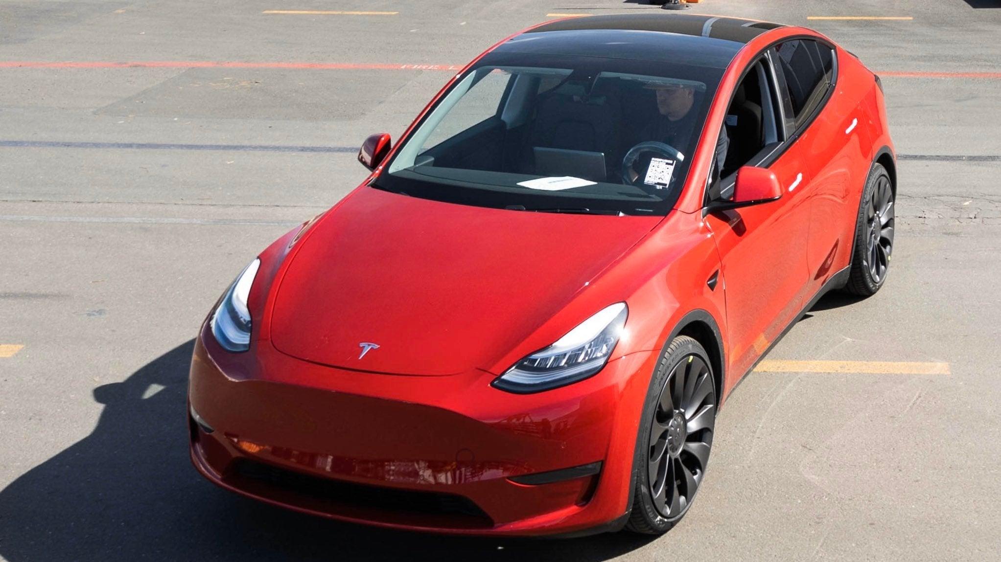 Tesla Has Built Its Millionth Car