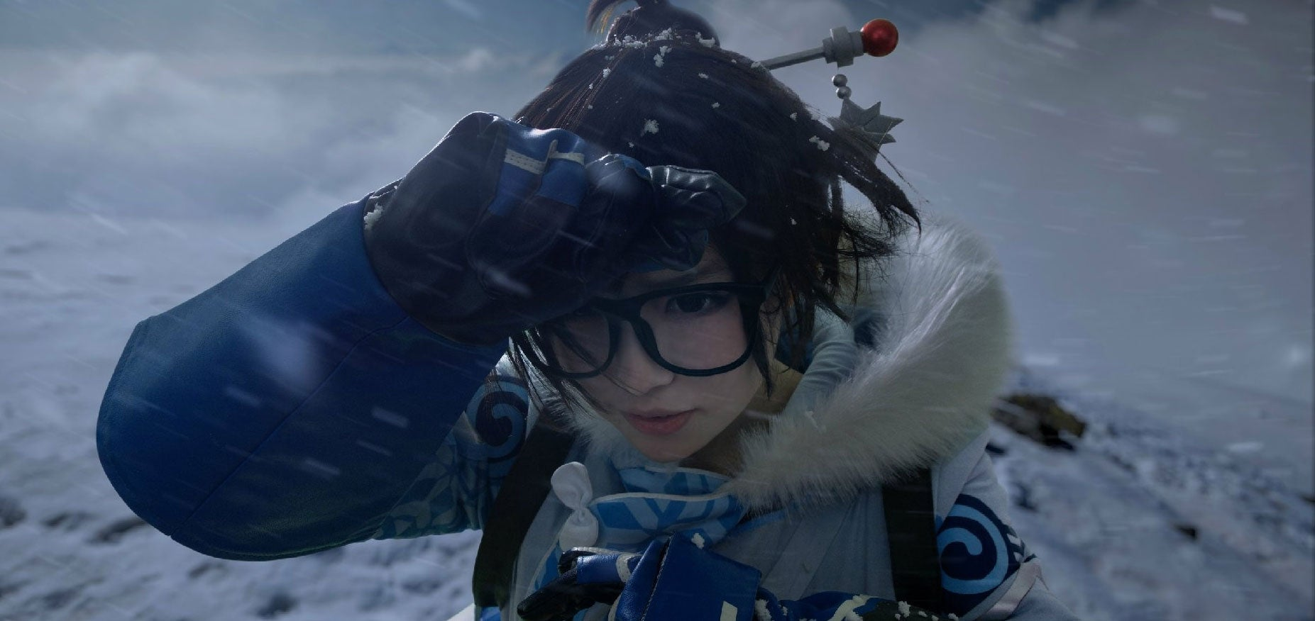 Chinese Mei Cosplay Has Plenty Of Chill