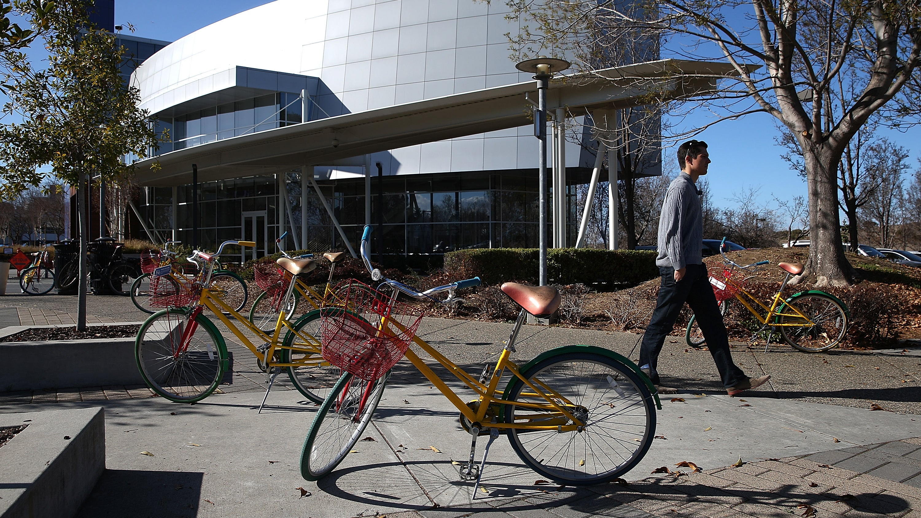 Report: Google Can't Stop Getting Its Bikes Jacked