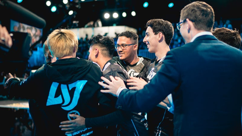 Team SoloMid In Another League Of Legends Final, But Won't Have Any More Help