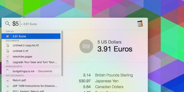 Top 10 Hidden Features of OS X Yosemite