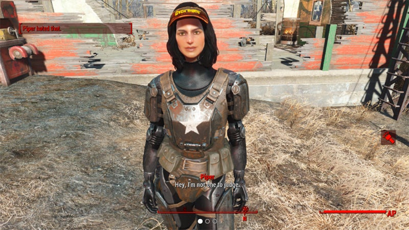 The PlayStation 4 Finally Gets Fallout 4 Mods, Many Of Which
