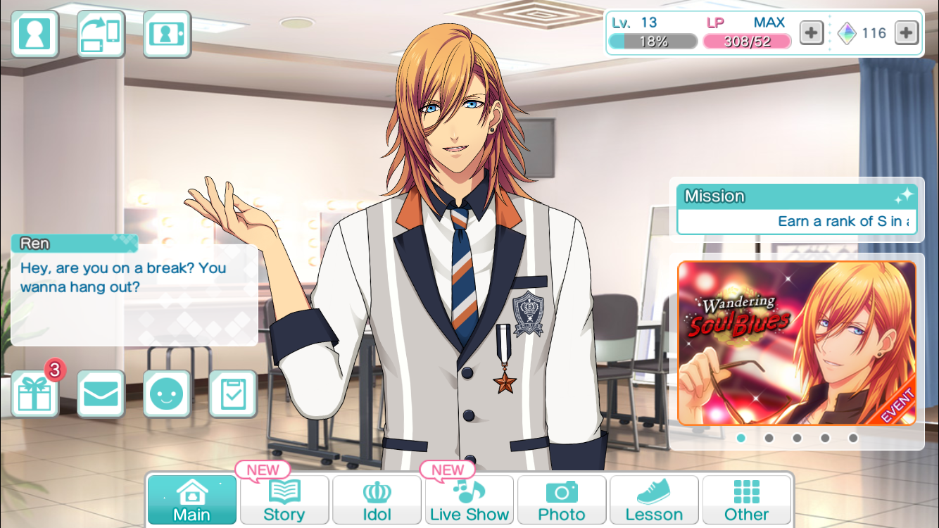 I Will Probably Give This Hot Anime Boy Rhythm Game My Money