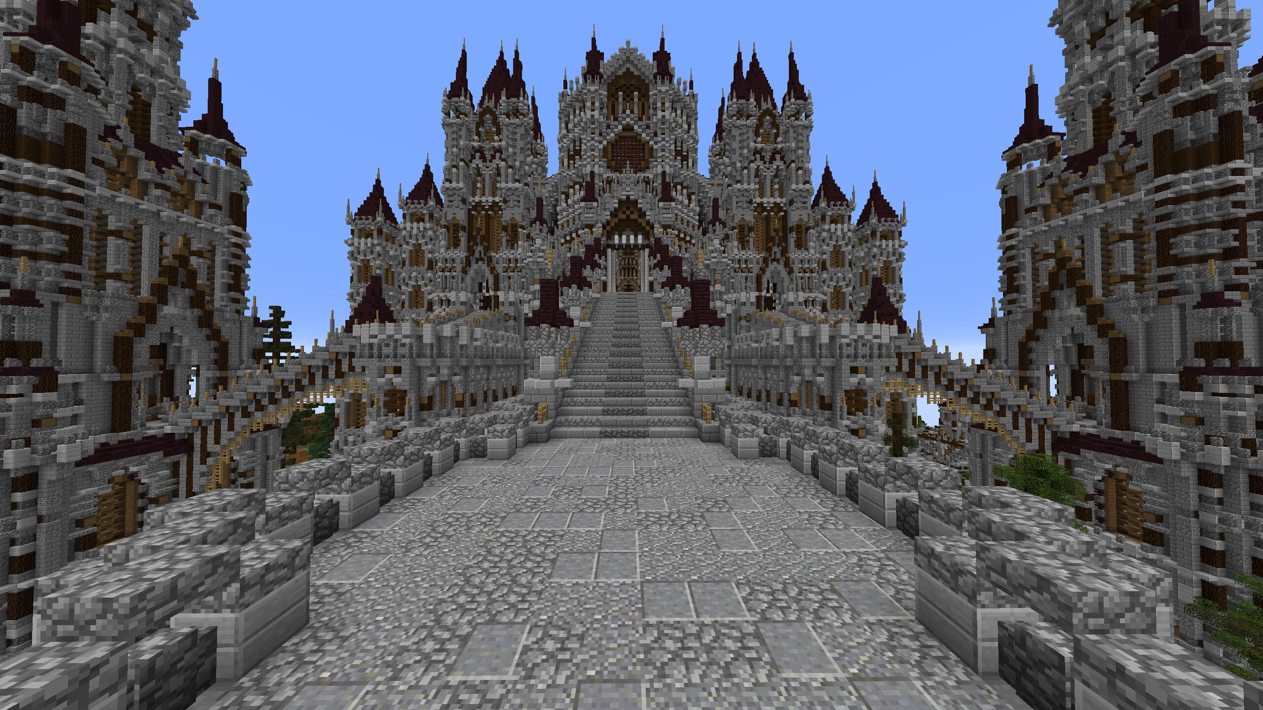 how to build well in minecraft