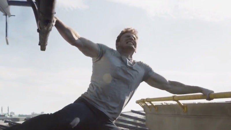 Why in God's Name Is Marvel Still Releasing New Captain America: Civil War Footage