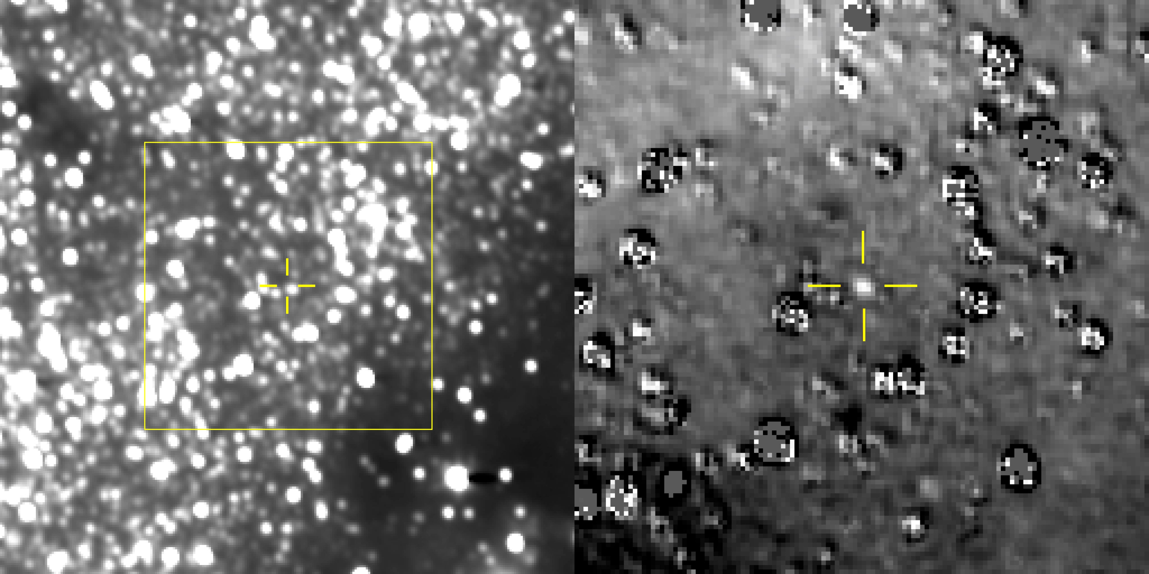 NASA's New Horizons Spacecraft Captures Its First Photo Of